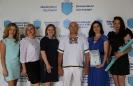 1) Нагородження лекторів програми «Нарконон Хмельницький» у мерії 11 червня 2018